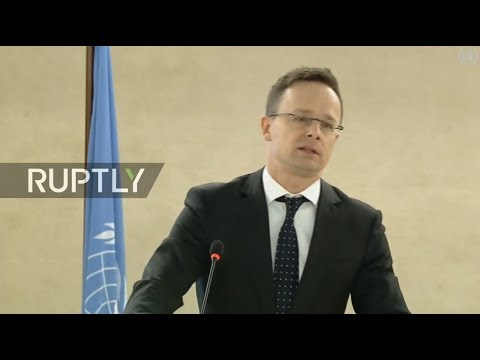 Live 40th Session Of Un Human Rights Council Begins In Geneva