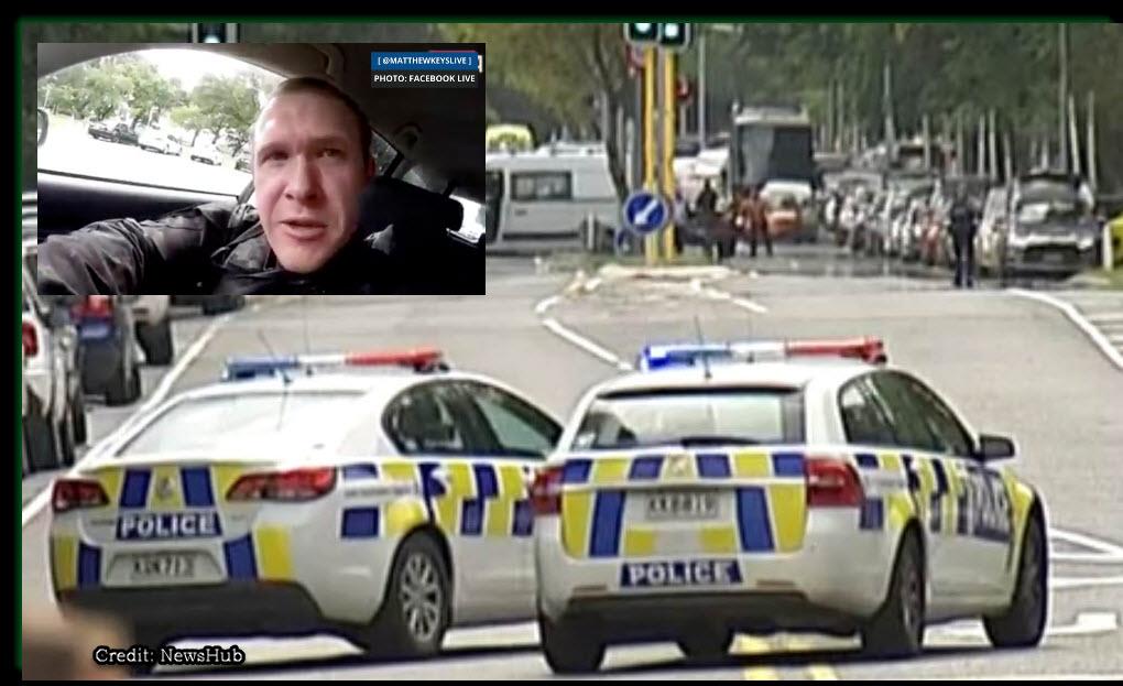 New Zealand White Terrorism