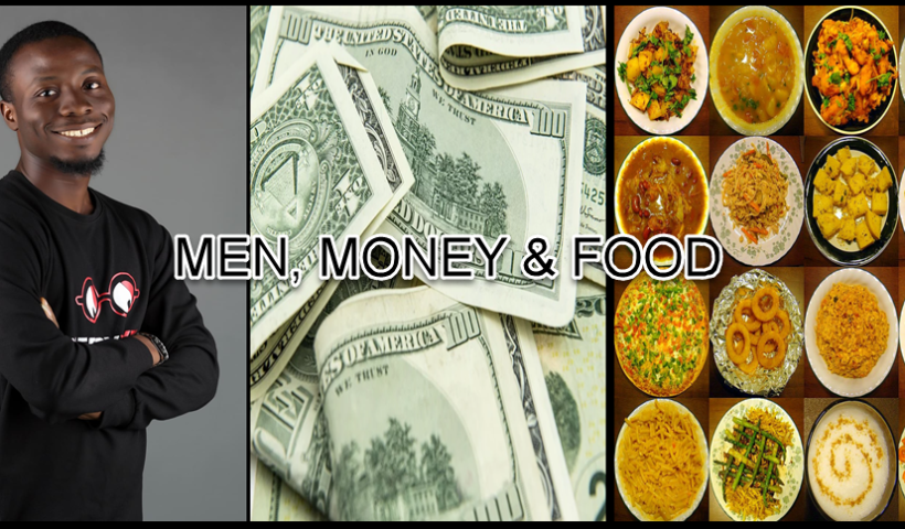 Men, Money & Food