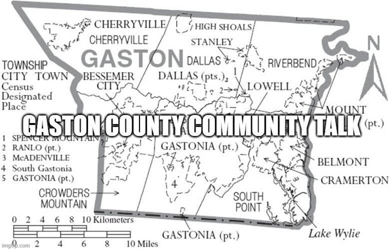 Gaston County Community Talk